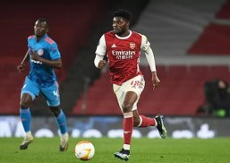 Arsenal's Partey not included in Ghana squad for Africa Cup