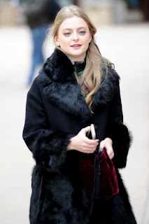 Anna Baryshnikov Out And About In Park City