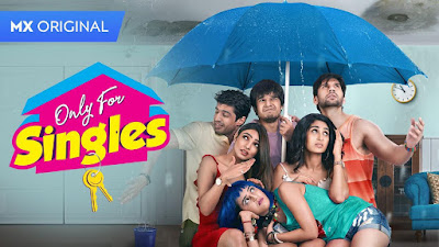 Poster Of Only For Singles Season 01 2019 Watch Online Free Download