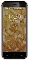 daftar smartphone android murah di bawah 2 juta  Advan i5A Glassy Gold