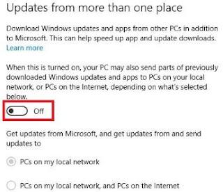 cara mematikan windows update - fix windows of