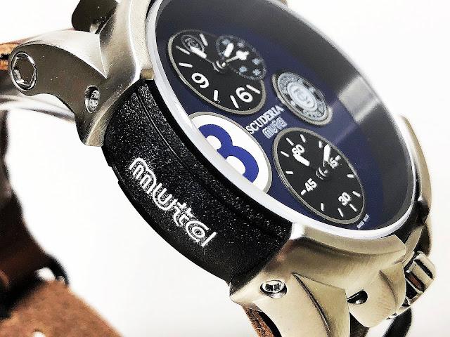 大阪 梅田 ハービスプラザ WATCH 腕時計 ウォッチ ベルト 直営 公式 CT SCUDERIA CTスクーデリア Cafe Racer カフェレーサー Triumph トライアンフ Norton ノートン フェラーリ 限定モデル  muta 2TEMPI コラボ CS40310LE