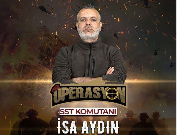 Operasyon 41 İsa Komutan Kimdir