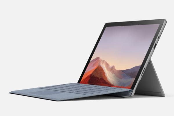 Microsoft announces Surface Pro 7