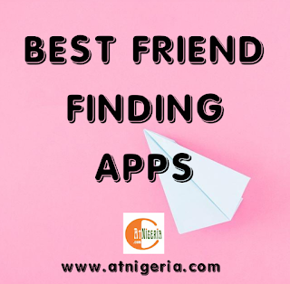 The best friend finding apps