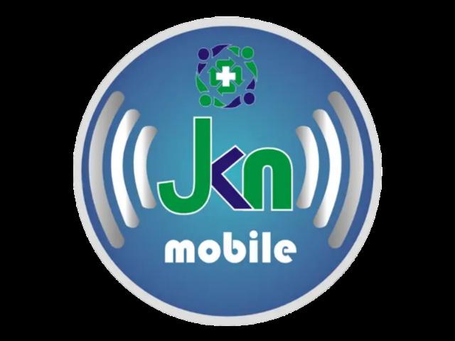Logo Mobile JKN Format PNG