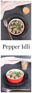 pepper idlis