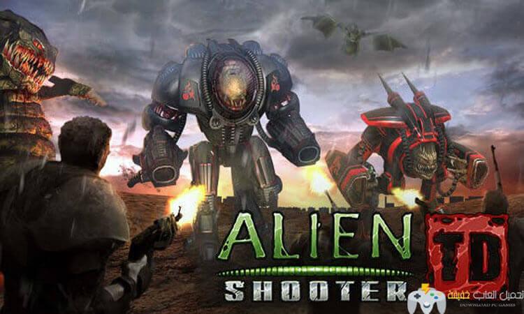 تحميل لعبة الين شوتر Alien Shooter للكمبيوتر برابط مباشر مجانا