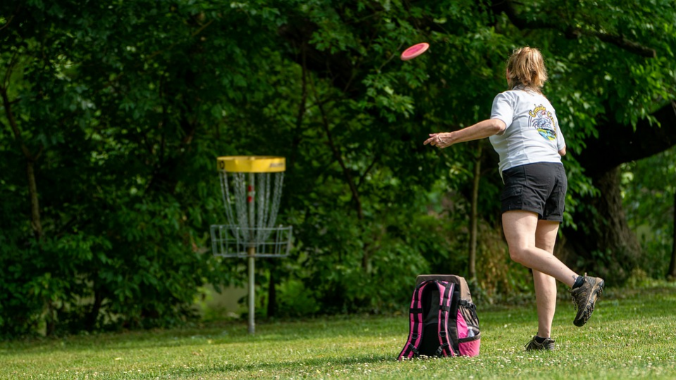 Is Disc Golf Sweeping the Nation