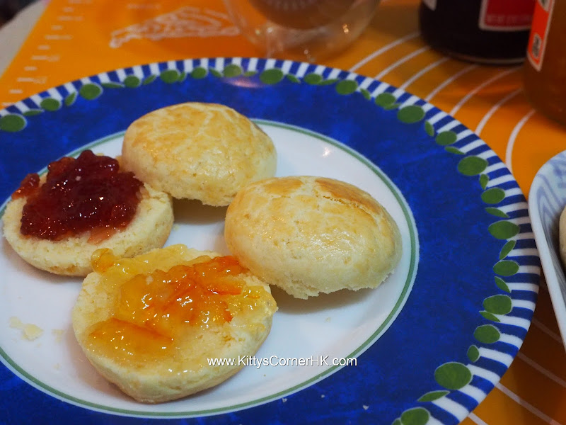 Scones DIY recipe 司康餅自家食譜
