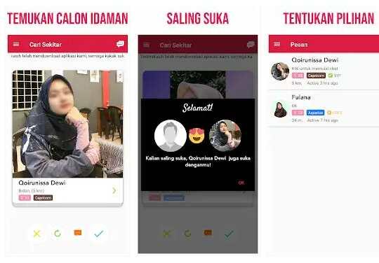 Aplikasi Ta'aruf Nikah: Cari Jodoh Siap nikah Terdekat