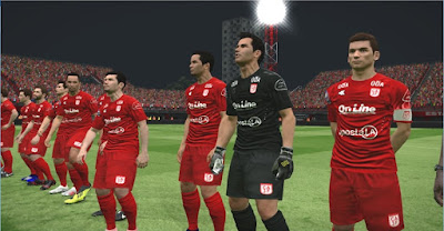 PES 2017 Stadium Estadio Antonio Aranda by Liga Pya