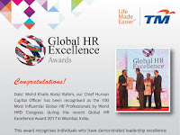 GLOBAL HR EXCELLENCE AWARDS
