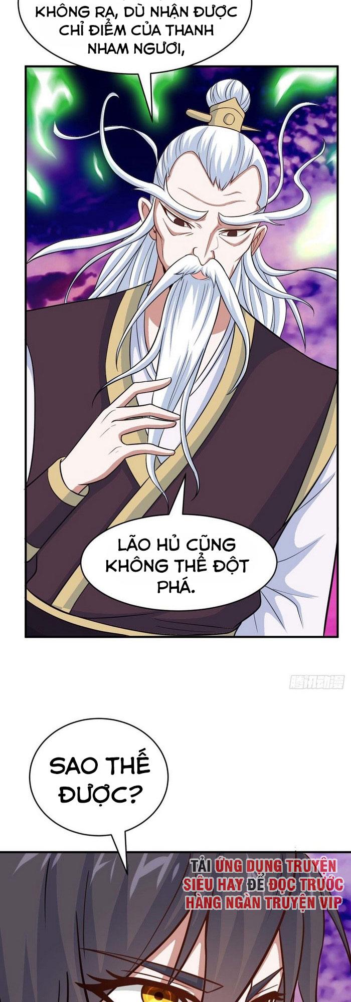Tiên Đế Qui Lai chap 129 - Trang 4