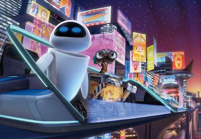 Wall-E é um dos filmes da programação - Divulgação