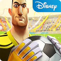 for costless as well as then you lot are inwards a correct house to download it equally inwards our site  Disney Bola Soccer 1.1.4 APK + MOD( Unlimted Money) for Android