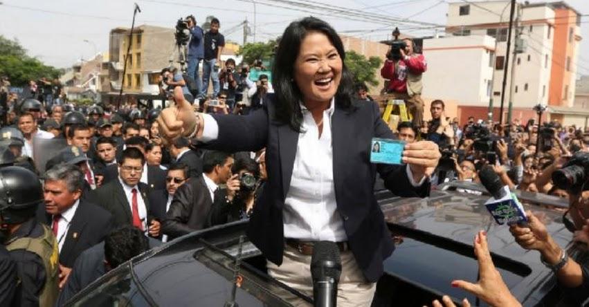 Audio revela que Keiko Fujimori intenta boicotear proyecto Chinecas para beneficiarse electoralmente