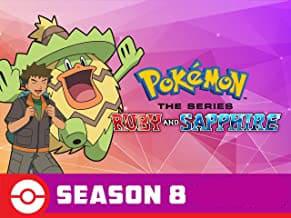 Pokémon temporada 8
