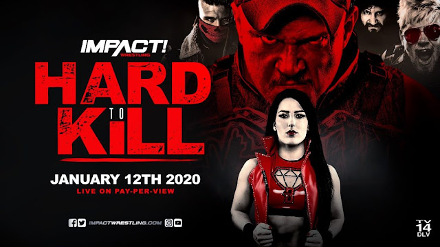 IMPACT! 2020. Január 12. - Hard to Kill - Összefoglaló
