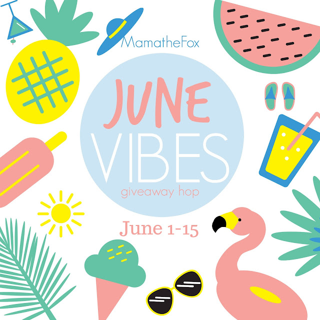 Win $20 PayPal Cash in the June Vibes Giveaway Hop!