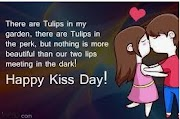 Kiss Day SMS , Quotes, Shayari, Text Messages 2019