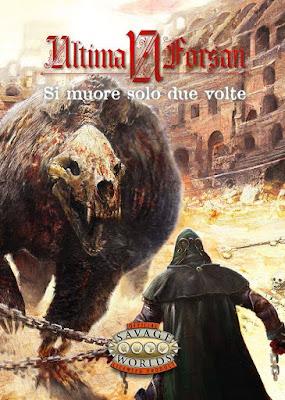 Ultima Forsan: Si muore solo due volte (cover di Sebastien Ecosse)