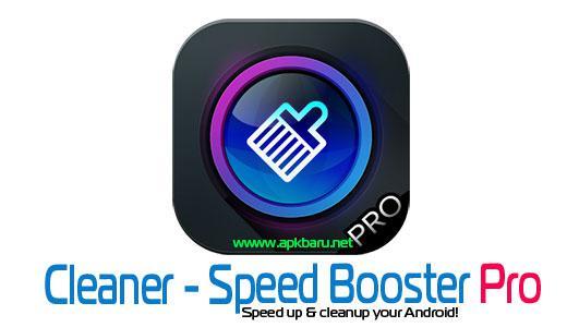 Cleaner Speed Booster Pro v2.0.3 Apk Terbaru