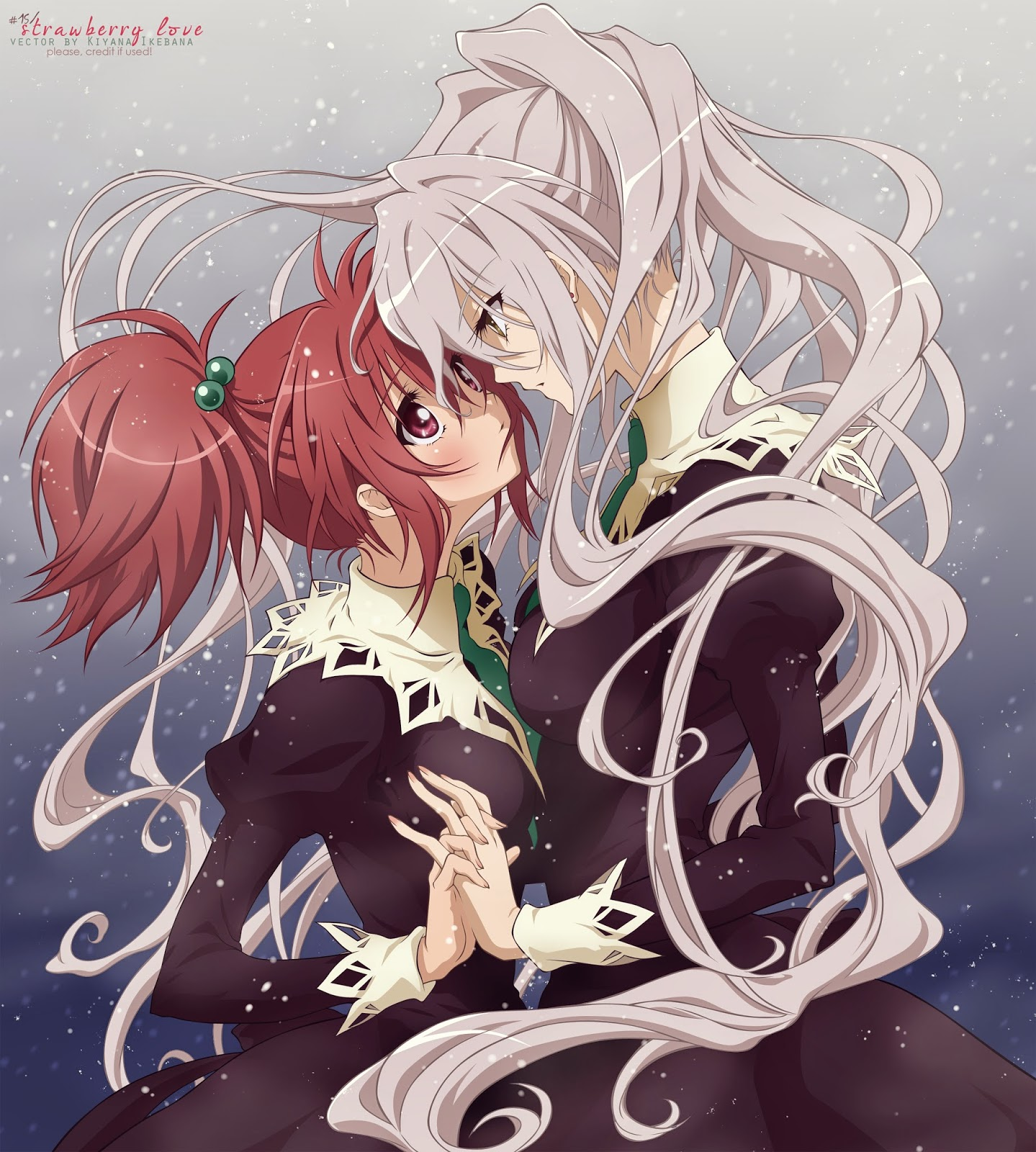 Anime Cute Lesbians eclecticdude's anime reviews: anime review no. 95