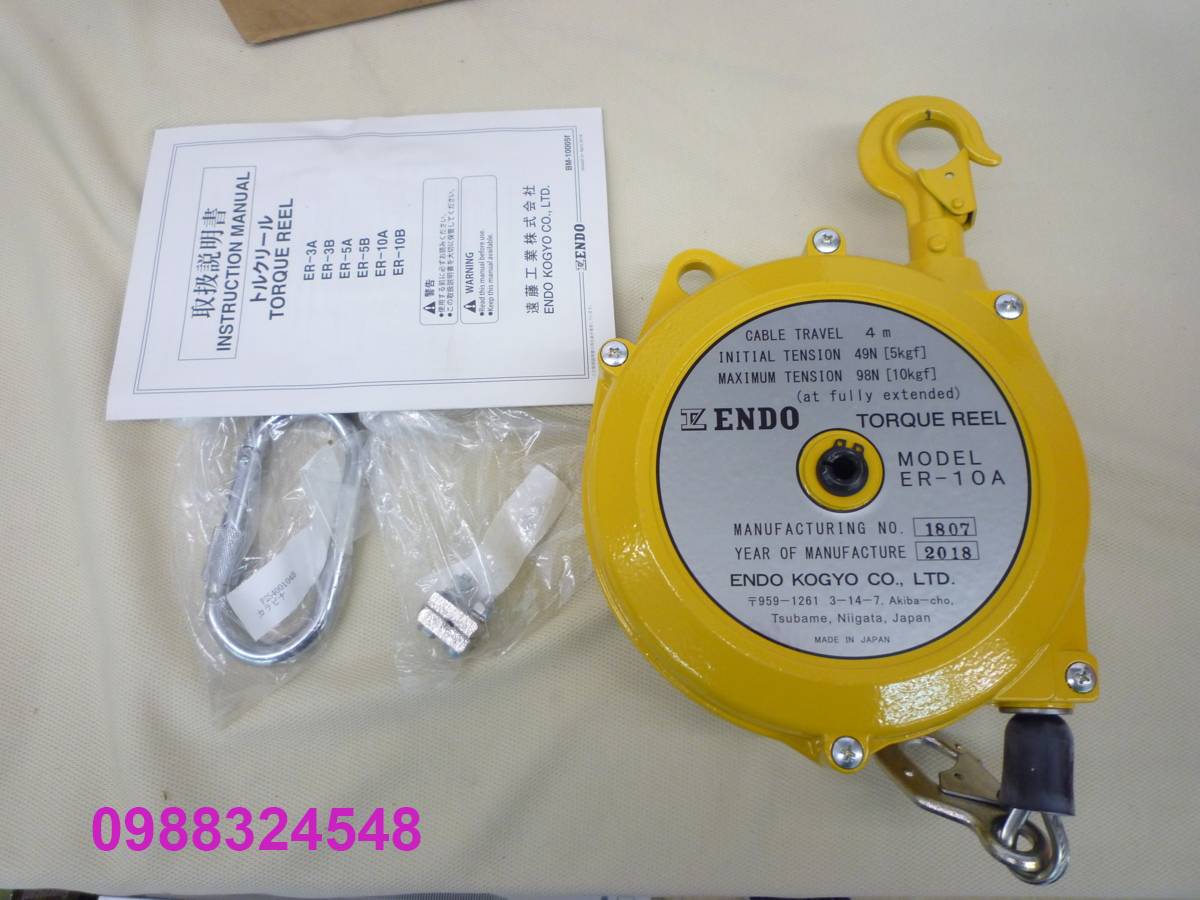 palang cân bằng Endo ER-10A
