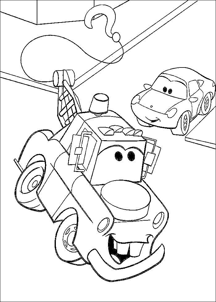 ausmalbilder zum ausdrucken: ausmalbilder disney pixar cars