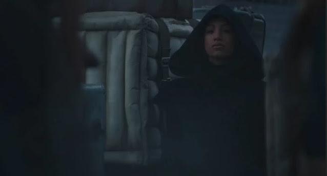 Sasha Banks makes a surprise guest role in the Mandalorian Season 2 Trailer