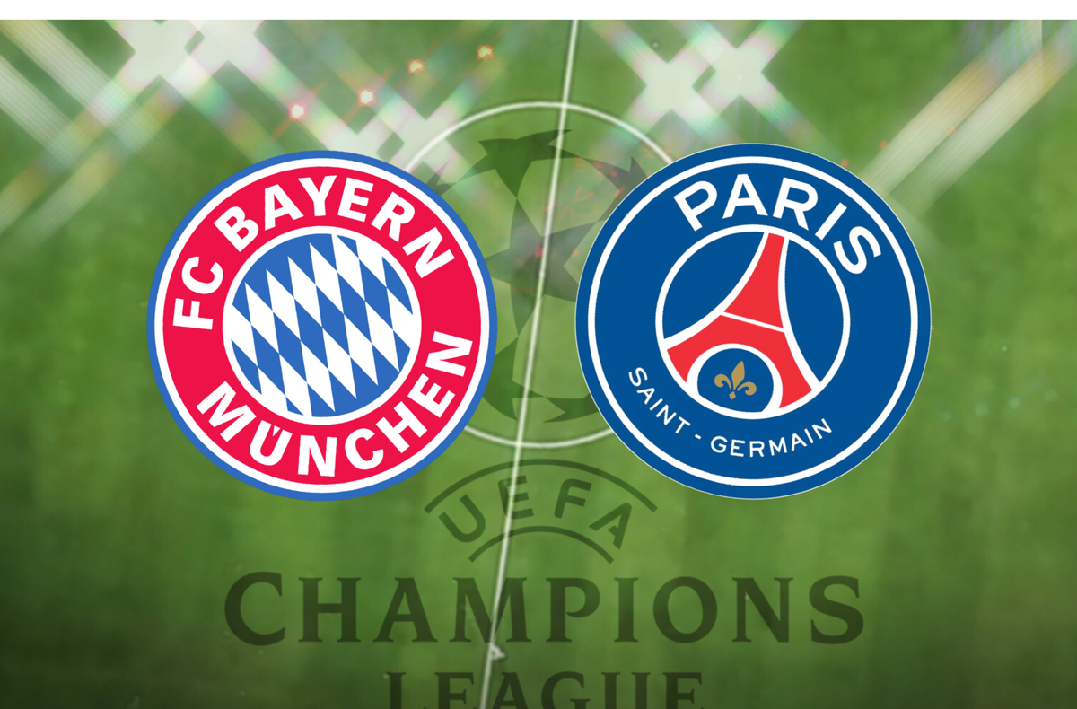 بث مباشر مباراة بايرن ميونخ وباريس سان جيرمان