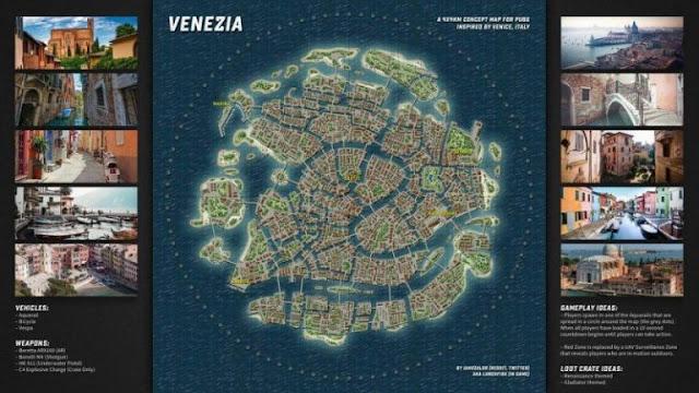 Pubg Yeni Harita Ozellikleri