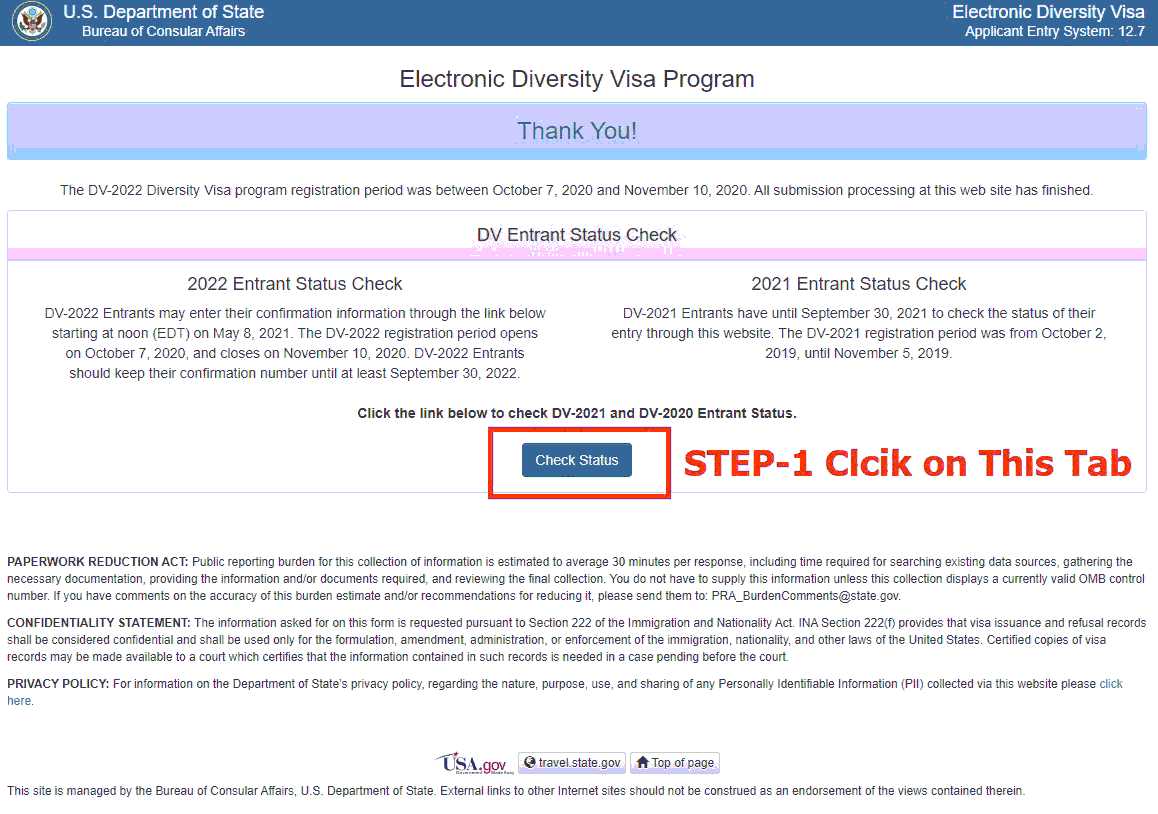 EDV Result 2022 Published - How to Check ?