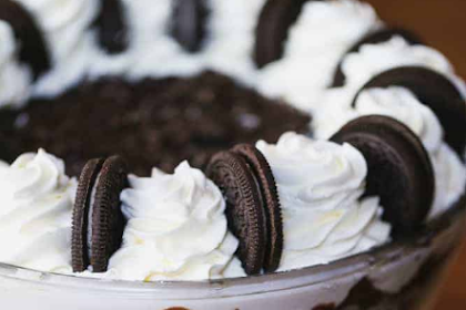 OMG Chocolate Oreo Cheesecake Brownie Trifle Recipe
