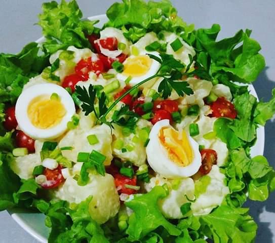 Potato Salads Recipe