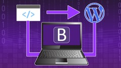 Learning Bootstrap - From HTML to Wordpress Theme