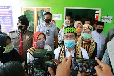Menteri Desa, PDT, dan Transmigrasi Lakukan Kunjungan Kerja ke Provinsi Lampung