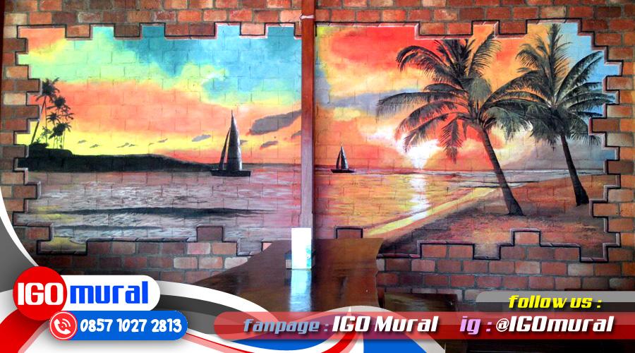 Jasa Mural, Lukisan Mural