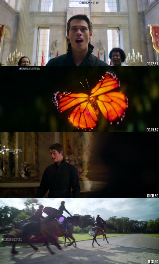 Cinderella 2021 WEB-DL 720p 480p Fan Dubbed Hindi English Full Movie Download
