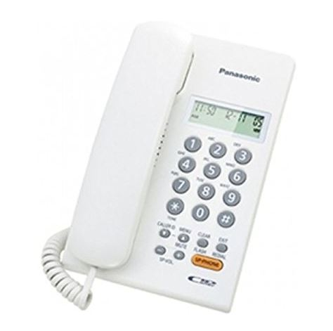 Best Voip phone Panasonic KX-TSC62SXW