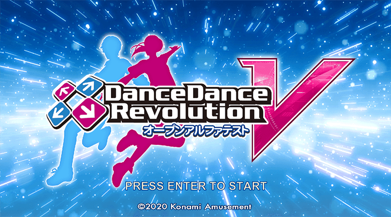 Dance Dance Revolution V now playable in your browser