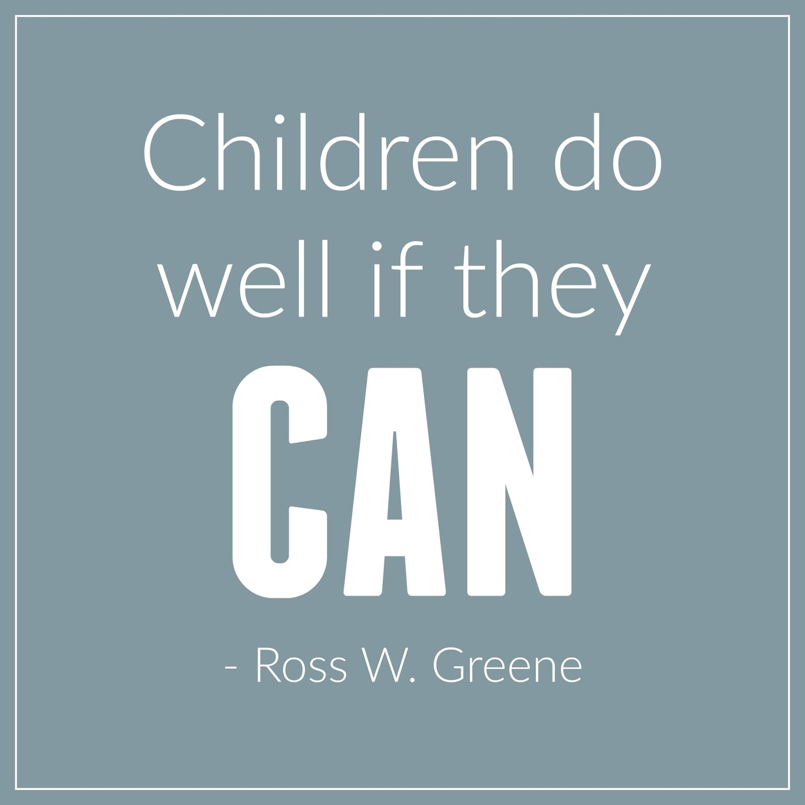 Dr Ross Greene Educating Kids Who Have >> Nicole Hamilton S Library Of Learning Ross Greene Children Do