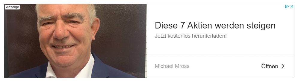 Michael Mross Tot