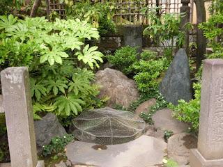 吉良首洗い井戸