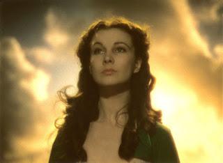 Vivien LEIGH as Scarlet O'Hara