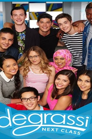 Degrassi Next Class S01 All Episode [Season 1] Complete Download 480p