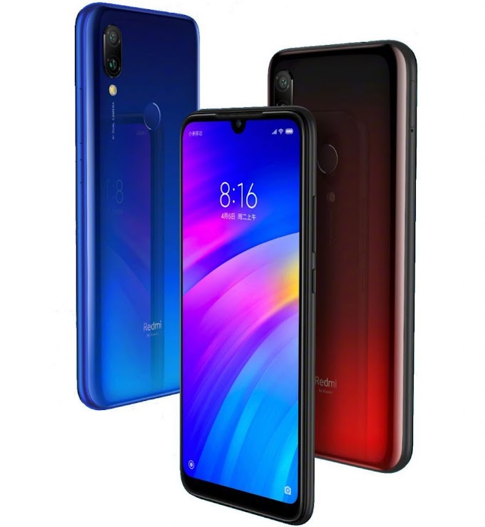 Xiaomi Redmi 7 with Qualcomm Snapdragon 632, 4000mah battery launched in China