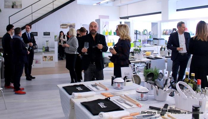 paola buonacara, cooking experience, luca giovanni pappalardo, michela mandolesi, punto.de, cucina, cooking , fashion, fashion designer,