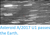 https://sciencythoughts.blogspot.com/2017/10/asteroid-a2017-u1-passes-earth.html